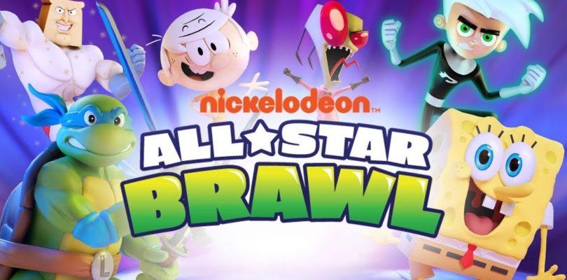 Todas las estrellas de Nickelodeon en el juego de combates Nickelodeon All-Star Brawl