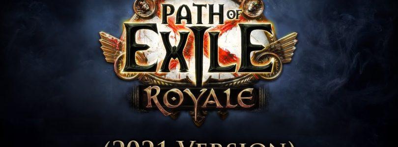 El modo Battle Royale de Path of Exile regresa durante los fines de semana