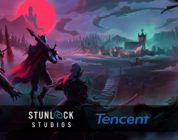 Tencent adquiere una participación mayoritaria en Stunlock Studios, creadores de Battlerite