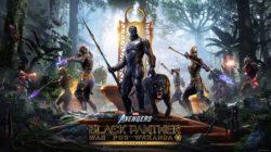 La Guerra por Wakanda llega a Marvel's Avengers este mes de agosto