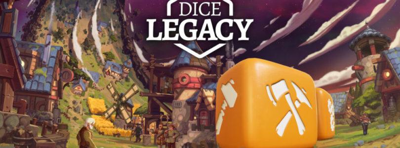 Dice Legacy, supervivencia al alcance de tus dados
