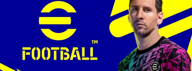 Konami nos muestra un tráiler gameplay de eFootball, su nuevo juego de fútbol F2P