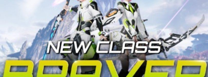 """La clase """"Braver"""" ya está disponible en Phantasy Star Online 2: New Genesis"""