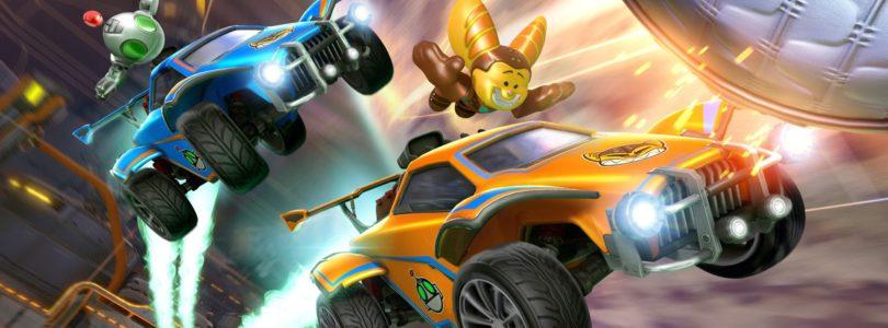 Rocket League añade los 120 FPS en PS5 y regala objetos de Ratchet & Clank