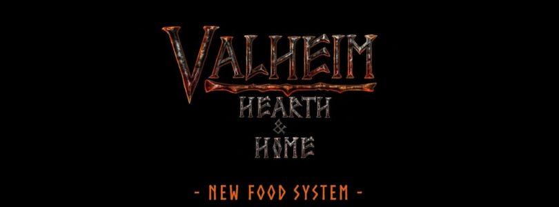 Valheim nos muestra su renovado sistema de comida que llega con la próxima gran actualización
