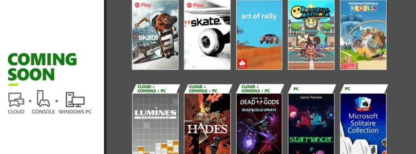 Estas son las llegadas al Xbox Game Pass para este comienzo de agosto