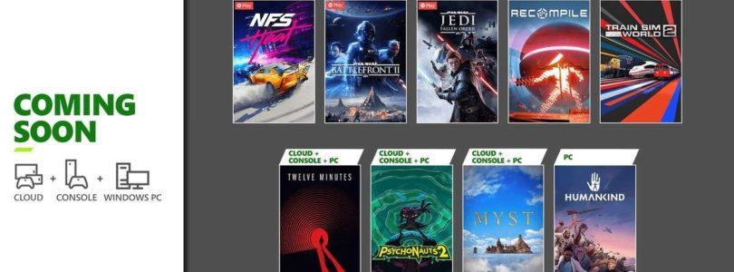 Humankind, Twelve Minutes, Psychonauts 2 y otros lanzamientos  llegan este mes de agosto al Xbox Game Pass .
