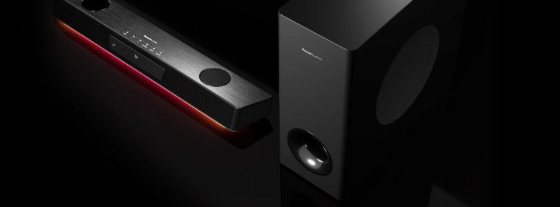 Sound Blaster Katana V2: la nueva barra de sonido de Creative