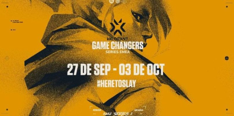 VALORANT Champions Tour GAME CHANGERS llega a Europa
