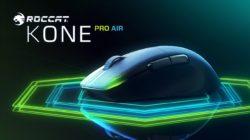 los Ratones de ROCCAT Kone Pro, Kone Pro Air y Burst Pro con Nvidia Reflex