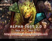 Prueba la alpha abierta de Mad World hasta el 17 de septiembre