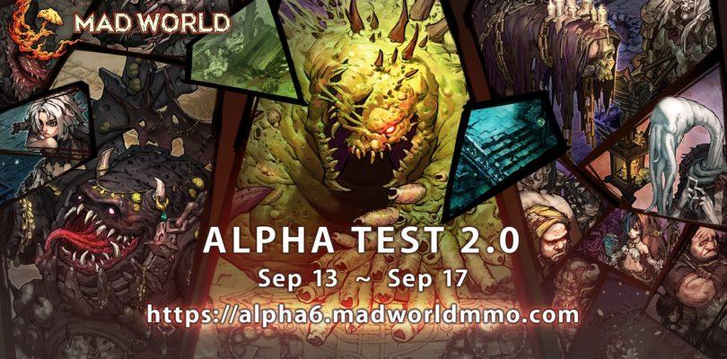 Mad World, el MMORPG cross-plataforma, busca nuevos testers para su Alpha
