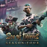 La temporada 4 de Sea of Thieves nos llevará al fondo marino