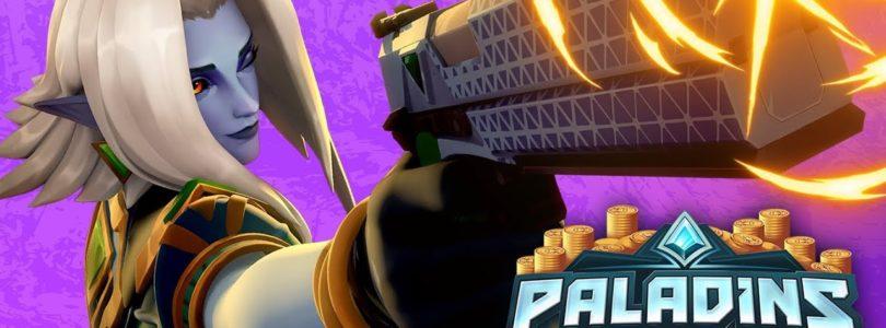 Nueva campeona de Paladins: Saati ya disponible en una gran actualización
