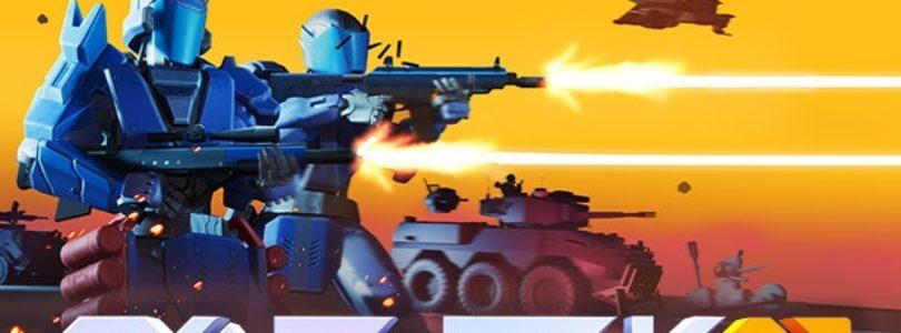 El shooter cooperativo SYNTHETIK 2 se lanza en Steam el próximo 11 de noviembre