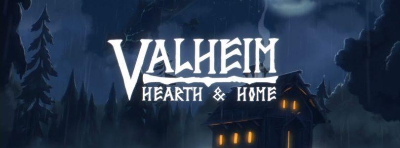 Ya disponible la actualización Hearth & Home de Valheim, con nuevo contenido y alguna sorpresa