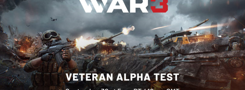 World War 3 mostrará su nueva versión en un evento próximamente
