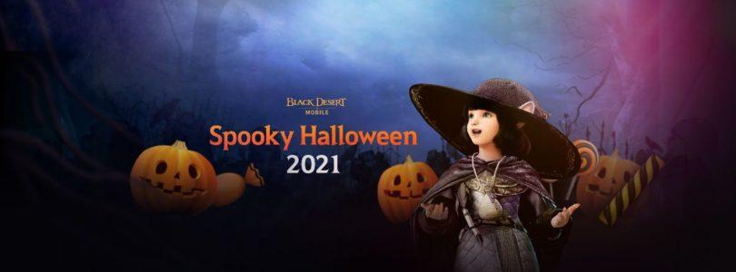 Comienzan los eventos de Halloween en Black Desert Mobile