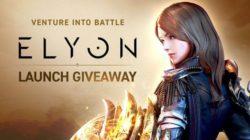 ¡Repartimos 500 claves con una montura para Elyon!