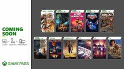 Próximamente en Xbox Game Pass: Age of Empires IV, Dragon Ball FighterZ y muchos más