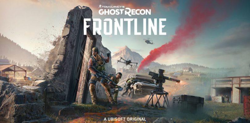 Ubisoft expande Ghost Recon con el anuncio de Ghost Recon Frontline
