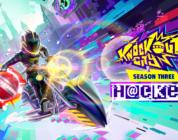 Arranca la Temporada 3 de Knockout City: H@CK3ad@