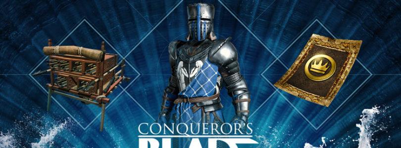 Un nuevo tráiler presenta la temporada 'Tyranny' de Conqueror's Blade, que ya está disponible gratis