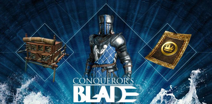Repartimos 500 códigos para celebrar el lanzamiento de Conqueror's Blade Tyranny