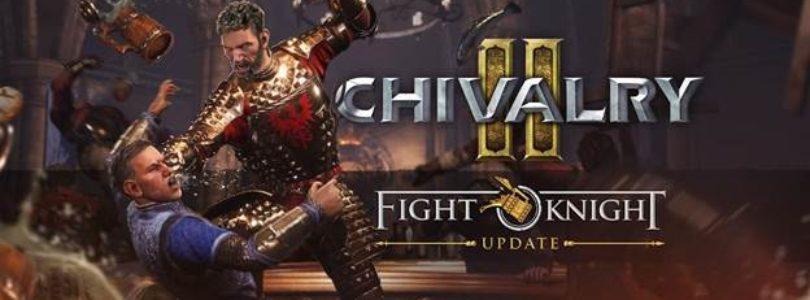 La actualización Chivalry 2: Fight Knight incorpora los modos brawl y Last Team Standing
