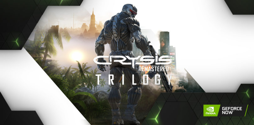 Crysis Remastered Trilogy llega a GeForce NOW