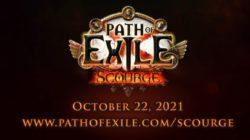 Anunciadas las recompensas de temporada de Path of Exile: Scourge