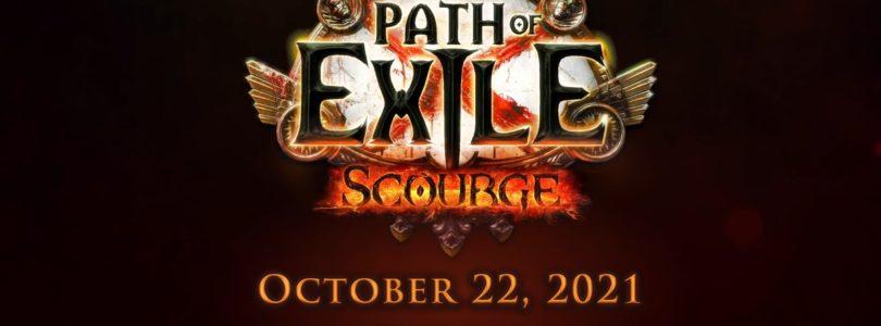 La nueva liga y expansión de Path of Exile llega el 22 de octubre
