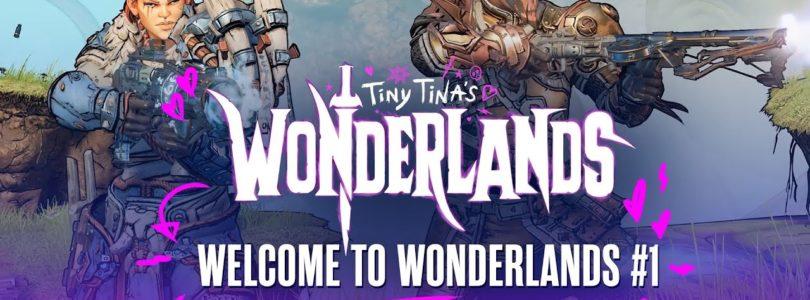 Tiny Tina's Wonderlands nos trae un nuevo tráiler con información sobre las clases del Puñalomante y Brr-serker